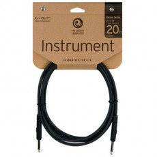 Planet Waves Classic Series Instrument Cable Straight - 20' Black