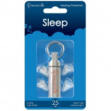 Crescendo Sleep Hearing Protection