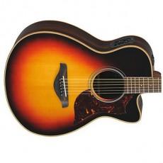 Yamaha AC1RVS Semi Acoustic - Sunburst