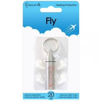Crescendo Fly Hearing Protection