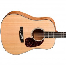 Martin DJUNIOR Acoustic- Natural (Includes Case)