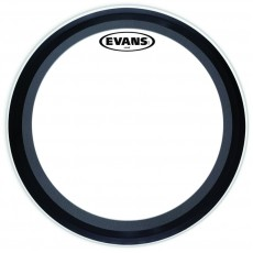 "Evans EMAD Clear Tom Drum Head Skin - 16"""