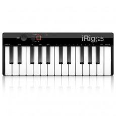 IK Multimedia iRig Keys 25 USB MIDI Keyboard Controller for Mac/PC