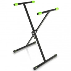 Gravity GKSX1 - Keyboard Stand X-Form Single Braced