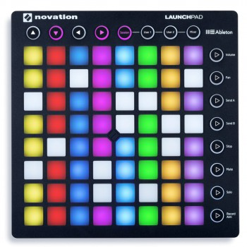 Novation Launchpad 64 Button Ableton Live Controller MK2