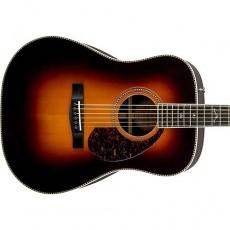 Fender Paramount PM-1 Deluxe Semi Acoustic - Sunburst (Includes Case)