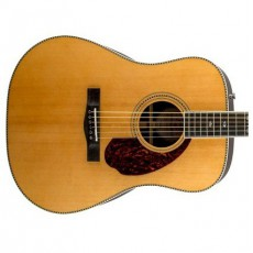 Fender Paramount PM-1 Deluxe Semi Acoustic - Natural (Includes Case)