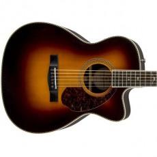 Fender Paramount PM-3 Deluxe Triple 0 Sunburst