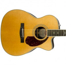 Fender Paramount PM-3 Deluxe Triple 0 Natural