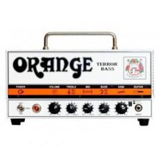 Orange Terror Bass Head