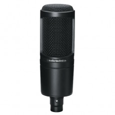 Audio Technica AT2020 Large Diaphragm Condenser Microphone