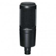Audio Technica AT2020 Large Diaphragm Condenser Microphone