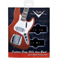 Fender Custom Shop Custom '60s Jazz Bass Pickups, Set of 2