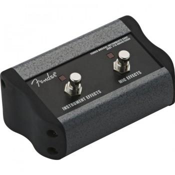 Fender Footswitch, 2 Button, Acoustasonic Jr. DSP, 1/4