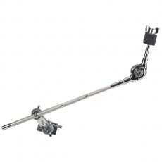 Gibraltar SC-CLBAC Long Cymbal Boom - 3-point Adjust - Stand Mount - 1 Pack