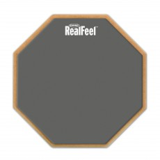 RealFeel by Evans 2-Sided Practice Pad, 6 Inch