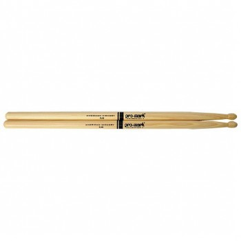 ProMark Hickory 5B Wood Tip drumstick