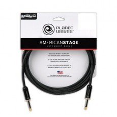 Planet Waves American Stage Instrument Cable - 15' Black