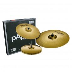 Paiste 101 Universal Brass Cymbal Set (14/16/20)