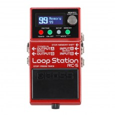 Boss RC-5 Loop Station Pedal
