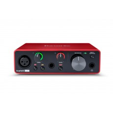 Focusrite Scarlett Solo 3rd-Generation Audio Interface