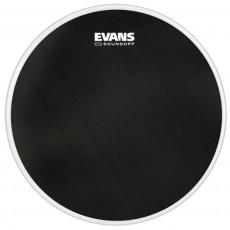Evans SoundOff Bass Drumhead, 18 inch