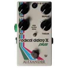 Alexander Radical Delay II +